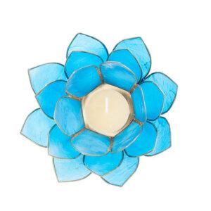 Fiore di Loto Turchese