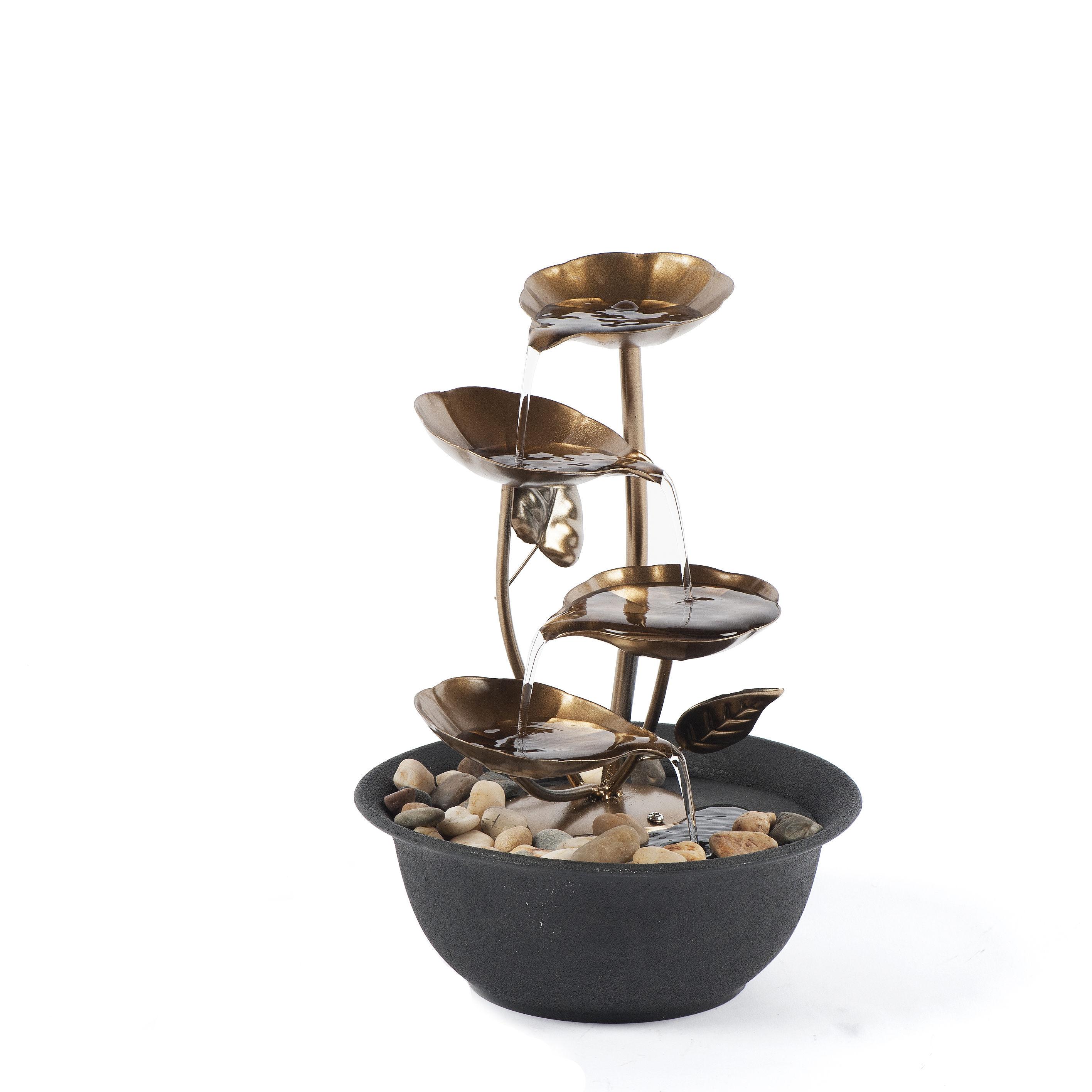 Fontanella lotus zenenergy for Fontanelle zen